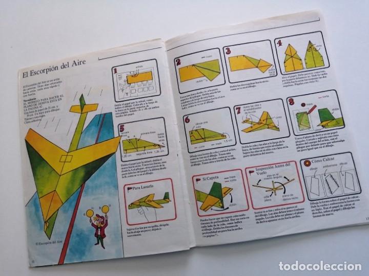 Libros de segunda mano: Cómo hacer modelos de aviones - 2 ejemplares - Fotos adicionales - Foto 32 - 127562619
