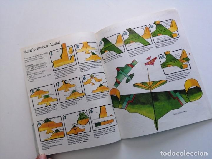 Libros de segunda mano: Cómo hacer modelos de aviones - 2 ejemplares - Fotos adicionales - Foto 33 - 127562619