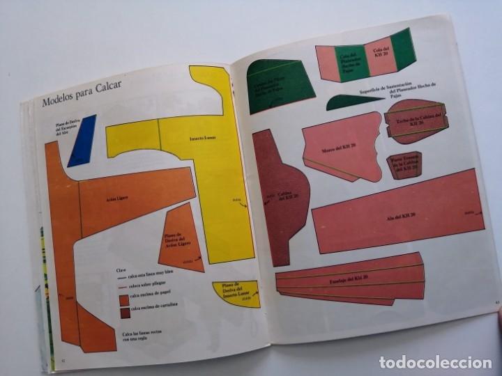 Libros de segunda mano: Cómo hacer modelos de aviones - 2 ejemplares - Fotos adicionales - Foto 36 - 127562619