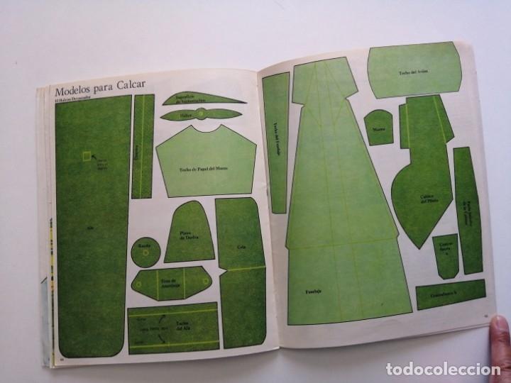 Libros de segunda mano: Cómo hacer modelos de aviones - 2 ejemplares - Fotos adicionales - Foto 37 - 127562619