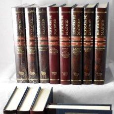 Libros de segunda mano: HISTORIA DE MADRID EN 12 VOLÚMENES. BRAVO MORATA, FEDERICO. Lote 163983398