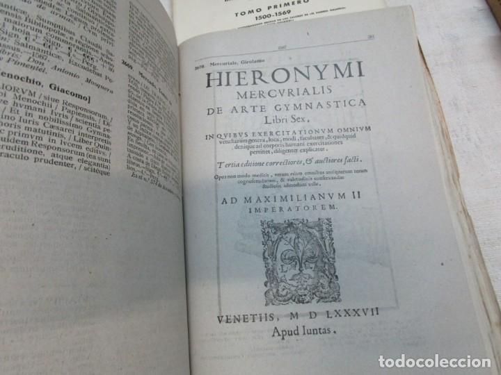 Libros de segunda mano: GALICIA BIBLIOGRAFIA - CATALOGO DE LA BIBLIOTECA UNIVERSITARIA - JOSE MARIA BUSTAMANTE Y URRUTIA 12T - Foto 9 - 163999922