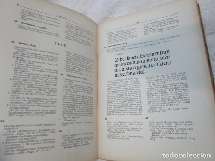Libros de segunda mano: GALICIA BIBLIOGRAFIA - CATALOGO DE LA BIBLIOTECA UNIVERSITARIA - JOSE MARIA BUSTAMANTE Y URRUTIA 12T - Foto 12 - 163999922