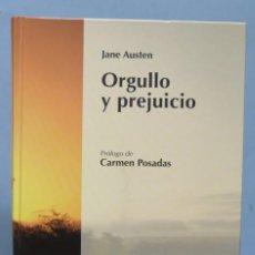 Libros de segunda mano: ORGULLO Y PREJUICIO. JANE AUSTEN. Lote 164035654