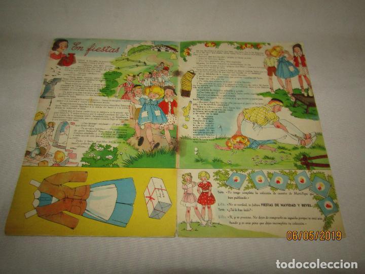 Libros de segunda mano: Nuevas Travesuras de MARI PEPA de MARIA CLARET y Emilia Cotarelo con los Recortables - Foto 2 - 164096362