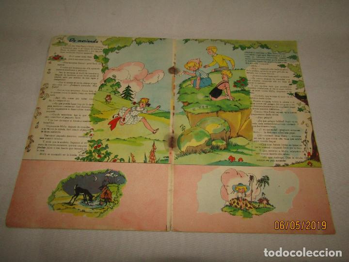 Libros de segunda mano: Nuevas Travesuras de MARI PEPA de MARIA CLARET y Emilia Cotarelo con los Recortables - Foto 4 - 164096362