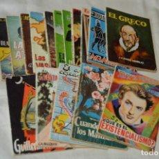 Libros de segunda mano: LOTE 16 LIBROS ENCICLOPEDIA PULGA - EDICIONES G.P. - MIRA FOTOGRAFÍAS Y DETALLES - ¡MIRA!. Lote 164096874