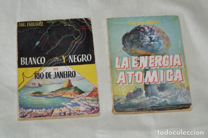 Libros de segunda mano: Lote 16 libros Enciclopedia PULGA - Ediciones G.P. - Mira fotografías y detalles - ¡MIRA! - Foto 2 - 164096874