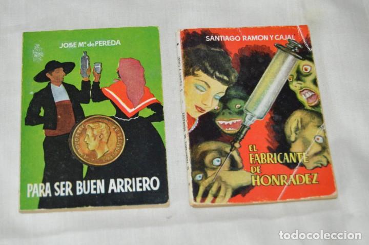 Libros de segunda mano: Lote 16 libros Enciclopedia PULGA - Ediciones G.P. - Mira fotografías y detalles - ¡MIRA! - Foto 5 - 164096874
