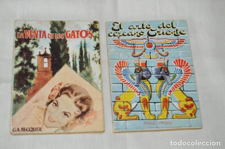 Libros de segunda mano: Lote 16 libros Enciclopedia PULGA - Ediciones G.P. - Mira fotografías y detalles - ¡MIRA! - Foto 8 - 164096874