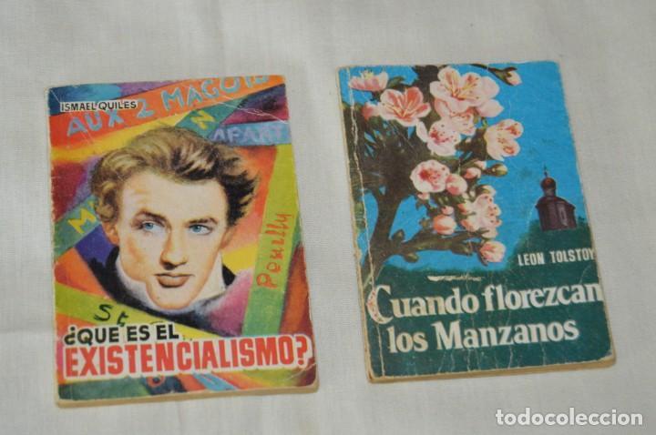 Libros de segunda mano: Lote 16 libros Enciclopedia PULGA - Ediciones G.P. - Mira fotografías y detalles - ¡MIRA! - Foto 9 - 164096874