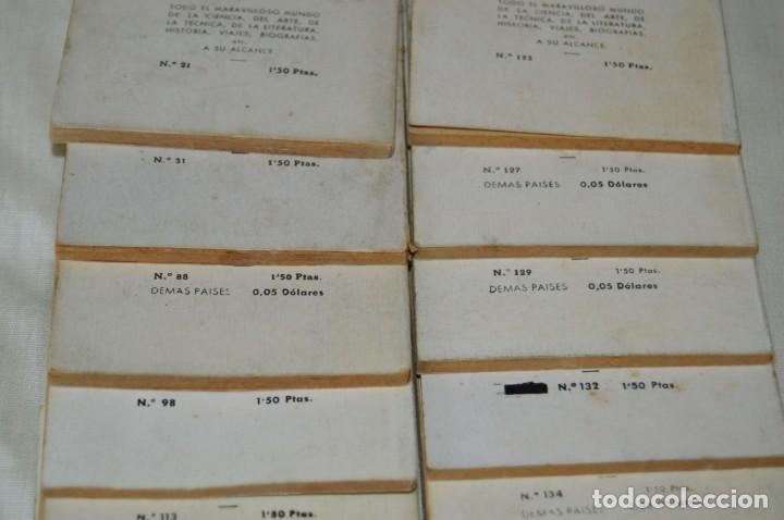 Libros de segunda mano: Lote 16 libros Enciclopedia PULGA - Ediciones G.P. - Mira fotografías y detalles - ¡MIRA! - Foto 11 - 164096874