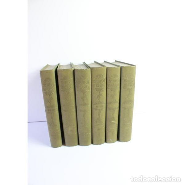 SEIS TOMOS BLANCO Y NEGRO AÑOO 1959 (Libros de Segunda Mano - Bellas artes, ocio y coleccionismo - Otros)