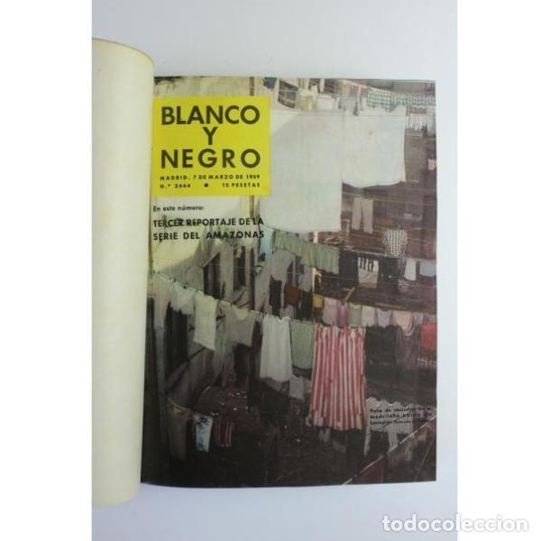 Libros de segunda mano: Seis tomos blanco y negro añoo 1959 - Foto 6 - 164278966