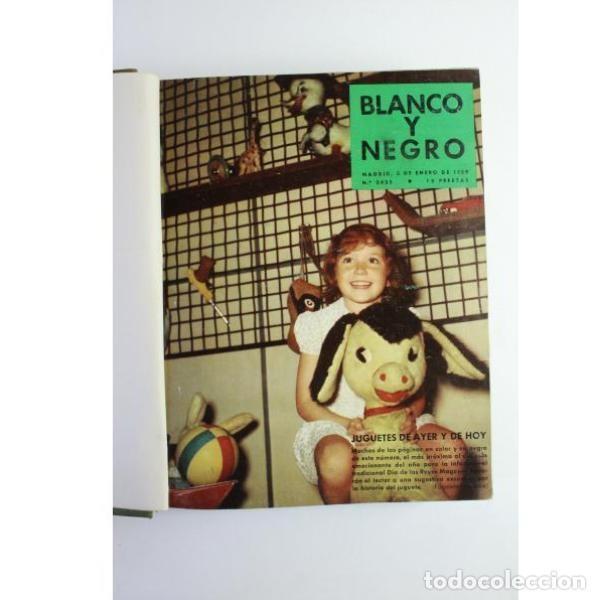 Libros de segunda mano: Seis tomos blanco y negro añoo 1959 - Foto 10 - 164278966