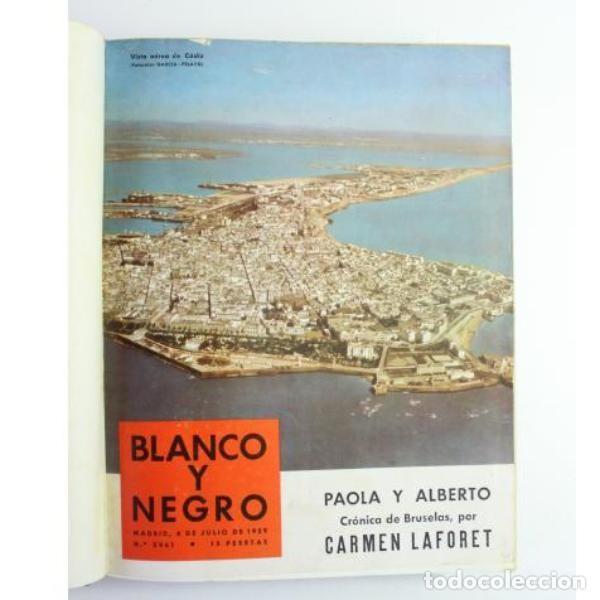 Libros de segunda mano: Seis tomos blanco y negro añoo 1959 - Foto 14 - 164278966