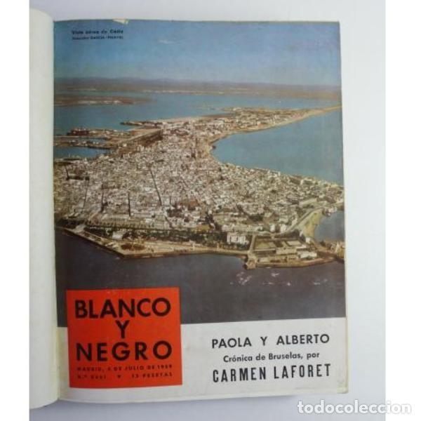 Libros de segunda mano: Seis tomos blanco y negro añoo 1959 - Foto 15 - 164278966