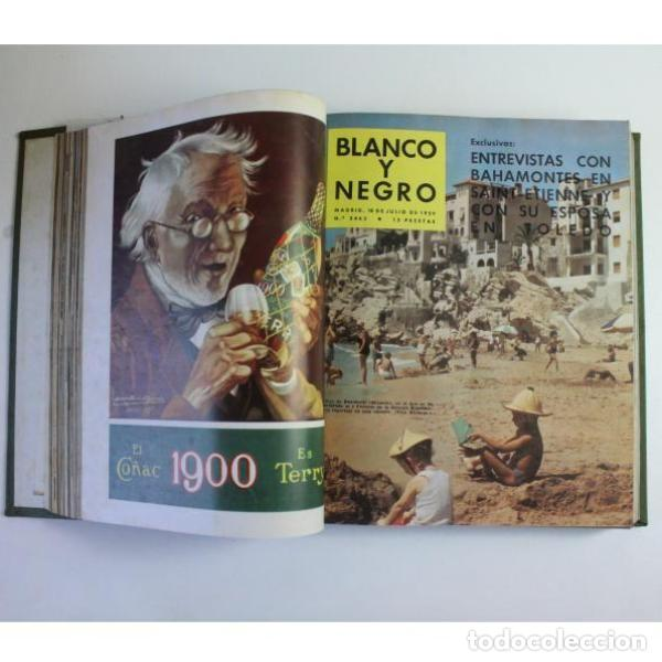 Libros de segunda mano: Seis tomos blanco y negro añoo 1959 - Foto 16 - 164278966