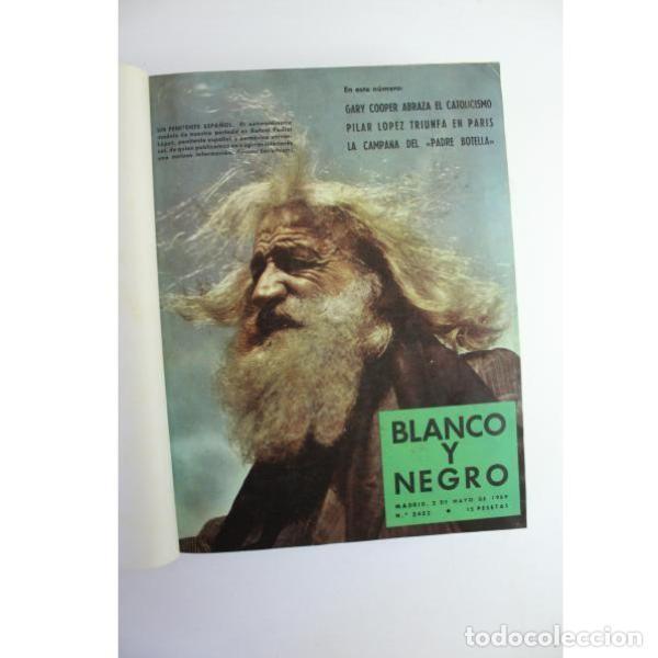 Libros de segunda mano: Seis tomos blanco y negro añoo 1959 - Foto 19 - 164278966