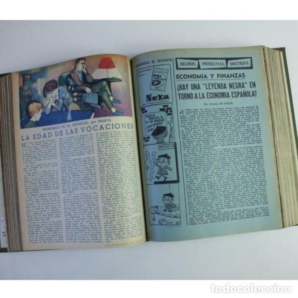 Libros de segunda mano: Seis tomos blanco y negro añoo 1959 - Foto 20 - 164278966