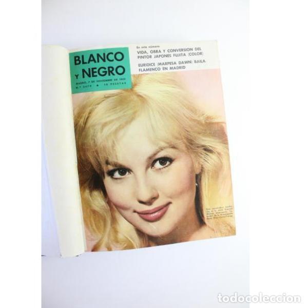 Libros de segunda mano: Seis tomos blanco y negro añoo 1959 - Foto 23 - 164278966