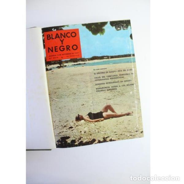 Libros de segunda mano: Seis tomos blanco y negro añoo 1959 - Foto 27 - 164278966