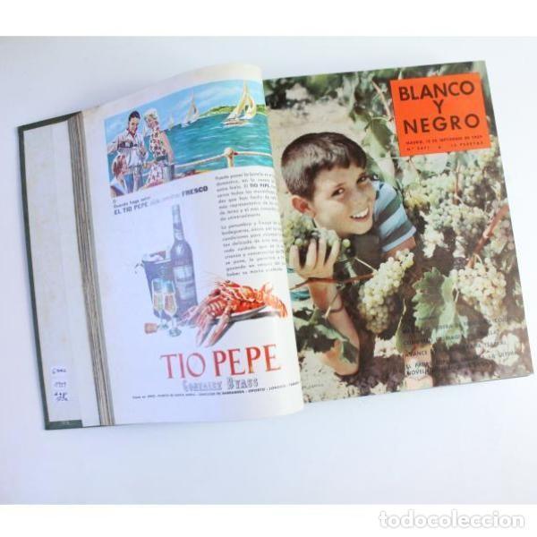 Libros de segunda mano: Seis tomos blanco y negro añoo 1959 - Foto 28 - 164278966