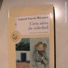 Libros de segunda mano: GABRIEL GARCÍA MÁRQUEZ. CIEN AÑOS DE SOLEDAD. . Lote 164512634