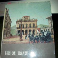 Livros em segunda mão: UN PUEBLO EN LA FRONTERA. IRÚN. LUIS DE URANZU, 1965. LT2. Lote 164522818