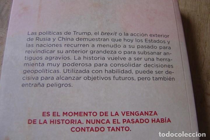 Libros de segunda mano: LA VENGANZA DE LA HISTORIA. BRUNO TERTRAIS. RBA . 1A EDICIÓN 2018 - Foto 5 - 164134734