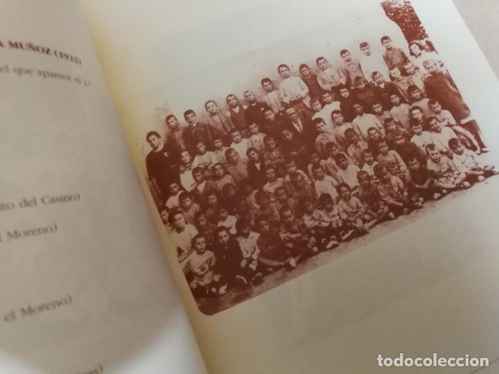 Libros de segunda mano: LA alberca( Murcia) en el recuerdo, con multitud de fotografías antiguas. libro - Foto 2 - 164615174