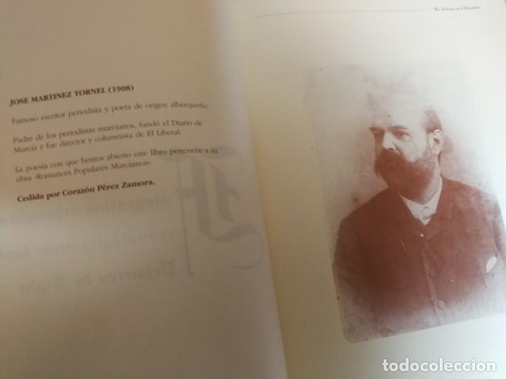 Libros de segunda mano: LA alberca( Murcia) en el recuerdo, con multitud de fotografías antiguas. libro - Foto 4 - 164615174