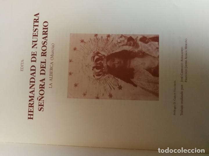 Libros de segunda mano: LA alberca( Murcia) en el recuerdo, con multitud de fotografías antiguas. libro - Foto 11 - 164615174