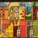 Libros de segunda mano: ELS CASTELLS CATALANS. COL·LECCIÓ COMPLETA 7 VOL. EDITAT RAFAEL DALMAU, 1967. Lote 164631614