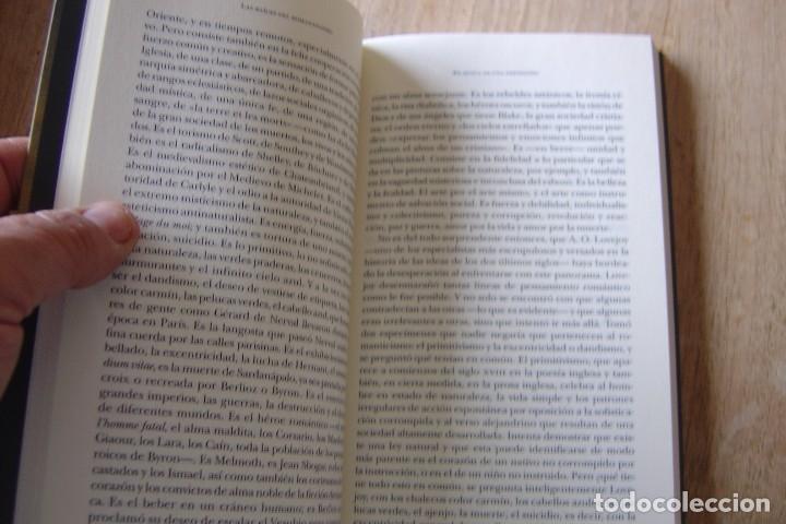 Libros de segunda mano: LAS RAÍCES DEL ROMANTICISMO. ISAIAH BERLIN.TAURUS. 1A EDICIÓN 2015 - Foto 5 - 164137086