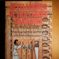 Libros de segunda mano: REVELACIONES DE LOS LIBROS SAGRADOS - DR. FREDERICK L. BEYNON - PRODUCCIONES EDITORIALES 1979 . Lote 164643766