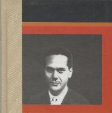 Libros de segunda mano: LUIS CERNUDA (VIDAS LITERARIAS), LUIS ANTONIO DE VILLENA. Lote 164645222