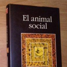 Libros de segunda mano: W. G. RUNCIMAN - EL ANIMAL SOCIAL - TAURUS, 1999 [PRIMERA EDICIÓN EN ESPAÑA]. Lote 163979762