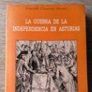 Libros de segunda mano: LA GUERRA DE LA INDEPENDENCIA EN ASTURIAS - FRANCISCO CARANTOÑA ÁLVAREZ. Lote 164700250