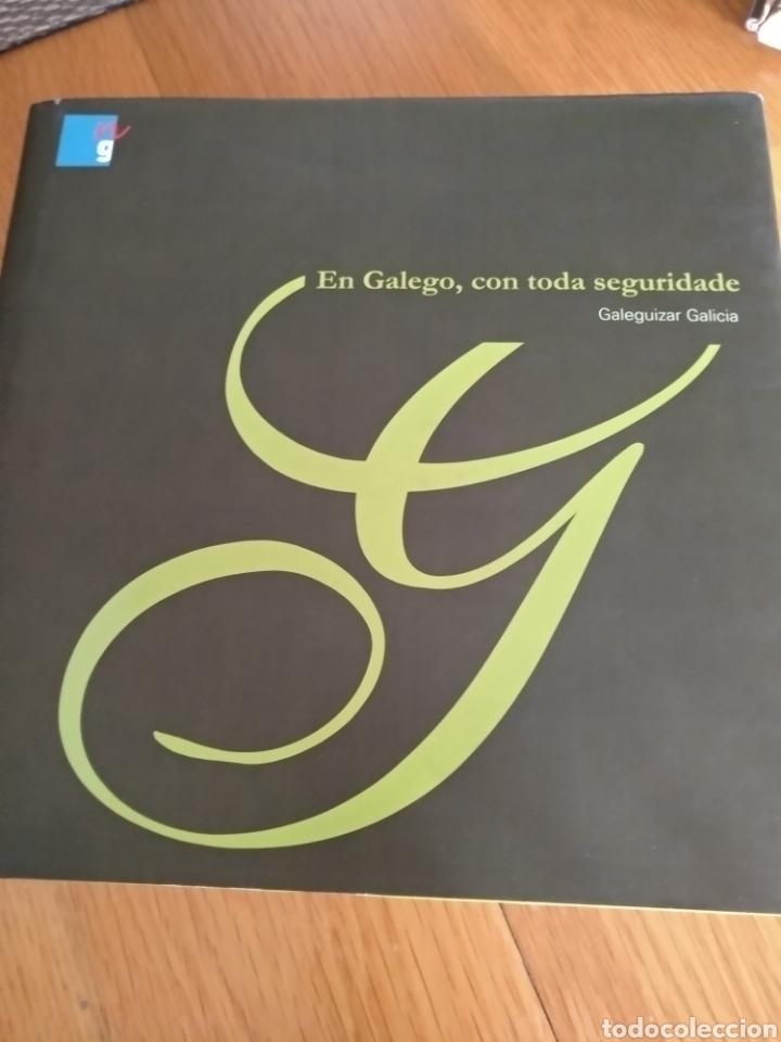 GALEGUIZAR GALICIA. EN GALEGO CON TODA SEGURIDADE, 2007 (Libros de Segunda Mano - Bellas artes, ocio y coleccionismo - Otros)