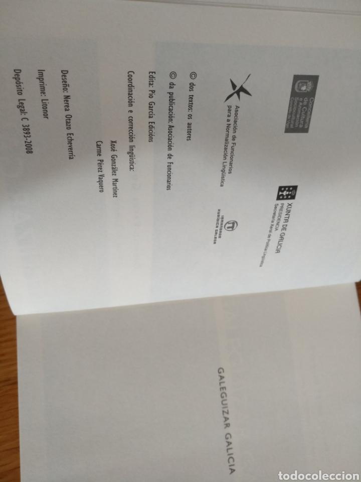 Libros de segunda mano: Orencio Pérez González. A vocación galeguista fin xuiz. Galeguizar Galicia, 2008 - Foto 2 - 164743956