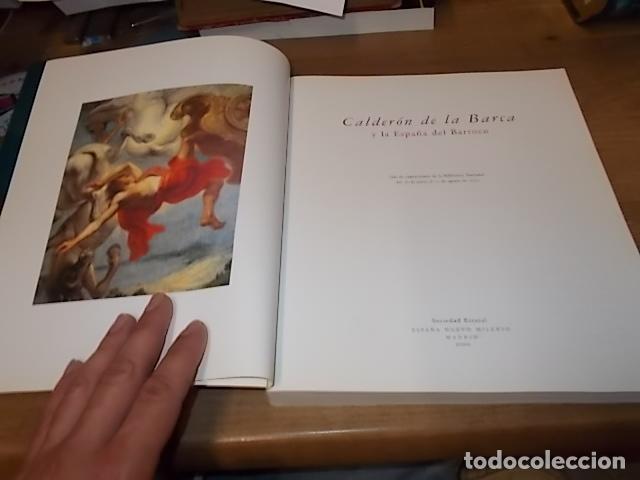 Libros de segunda mano: CALDERÓN DE LA BARCA Y LA ESPAÑA DEL BARROCO. SOCIEDAD ESTATAL.ESPAÑA NUEVO MILENIO . 2000 . - Foto 3 - 164807122
