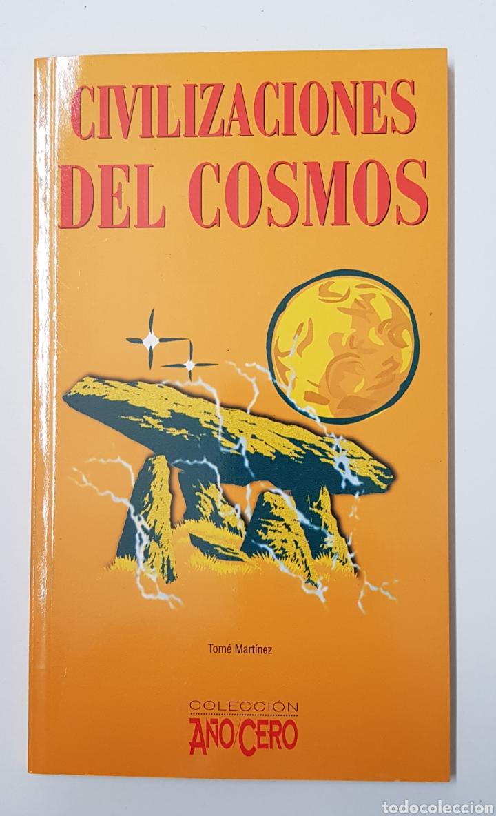 CIVILIZACIONES DEL COSMOS / COLECCIÓN AÑO CERO - TDK8 (Libros de Segunda Mano - Parapsicología y Esoterismo - Otros)