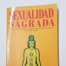 Libros de segunda mano: SEXUALIDAD SAGRADA/ COLECCIÓN AÑO CERO - TDK8. Lote 164829506