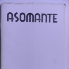 Libros de segunda mano: ASOMANTE 3 SAN JUAN DE PUERTO RICO 1968. Lote 164841882