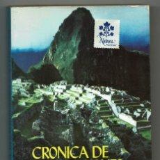 Libros de segunda mano: CRÓNICA DE DESAPARICIONES MISTERIOSAS / GENE BUCHANAN / PRODUCCIONES EDITORIALES 1979. Lote 164852602