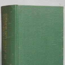 Libros de segunda mano: 1976.- OBRAS COMPLETAS. JORGE LUIS BORGES. EMECE. ED. BUENOS AIRES. Lote 164863278