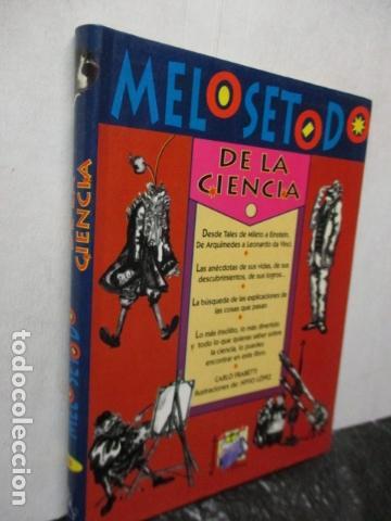 Libros de segunda mano: ME LO SE TODO DE LA CIENCIA - CARLOS FRABETTI - COMO NUEVO - Foto 2 - 220659710