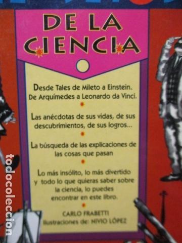 Libros de segunda mano: ME LO SE TODO DE LA CIENCIA - CARLOS FRABETTI - COMO NUEVO - Foto 4 - 220659710