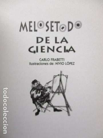 Libros de segunda mano: ME LO SE TODO DE LA CIENCIA - CARLOS FRABETTI - COMO NUEVO - Foto 8 - 220659710